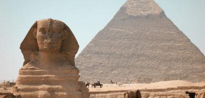 1.Кто строил египетские пирамиды1
