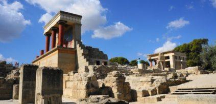 2. Дворец Минотавра (Древний Крит)1