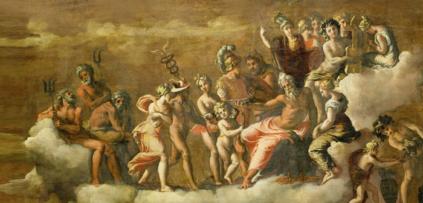 3.Греческий божественный пантеон3