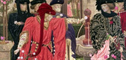 6.Розы английской династии (война Алой и Белой розы)1