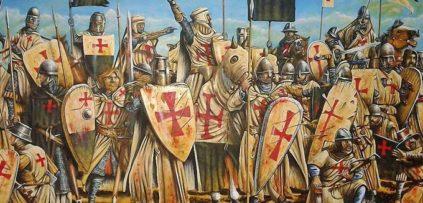 8.Крестовые походы.Тамплиеры1